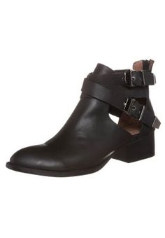 Jeffrey Campbell EVERLY - Stiefelette - black - Zalando.de