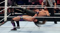 Neville vs. Seth Rollins – WWE World Heavyweight Championship Match: photos | WWE.com