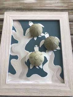A personal favorite from my Etsy shop https://www.etsy.com/listing/520499691/sea-turtle-art-urchin-turtle-canvas