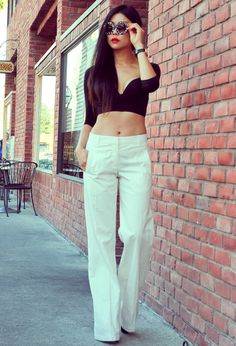 Hottest Crop Tops for Trendy Spring/ Summer Looks