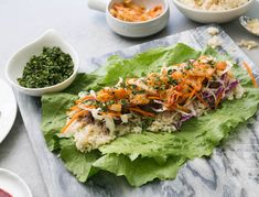 Beef Bulgogi Kyerito - this is an easy but delicious lunch. Bulgogi is a popular Korean BBQ marinade and adds great depth of flavor to this umami-dense KyeRito.