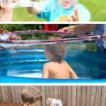 """How to Make """"Ah-Mazing"""" Bubbles with the Kids"""