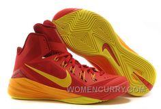 "purchase cheap 96b26 f0972 Nike Hyperdunk 2014 ""Spain"" University Red University Gold-Team Red Free  Shipping EGY2k"