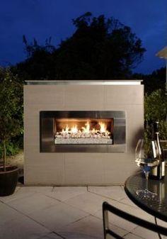 EF5000 Outdoor Gas Fire