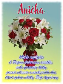 26.7 meninové priani.a Anička Happy Birthday Greetings, Birthday Wishes, Wine Glass Images, Lets Celebrate, Healthy Sweets, Diy And Crafts, Qoutes, Christmas Ornaments, Holiday Decor