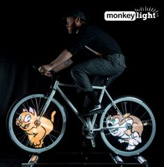 What a cool Monkey Light!