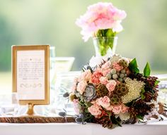 Laid Back Wedding, Succulent Bouquet, Pink Bouquet, Tent Wedding, Succulents, Romantic, Rustic, Texture, Table Decorations
