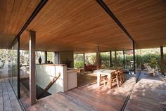Pavilion at Architect's Residence in Nicosia by Kythreotis Architects-11
