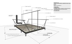wall tent deck and frame