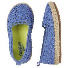 OshKosh Youth Slip-on Shoes