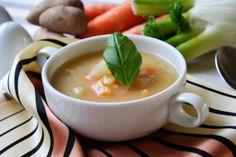 Das Rezept für eine Fenchelsuppe mit Kartoffeln und Rüebli ist sehr gesund, lässt sich leicht zubereiten und schmeckt sehr appetitlich.
