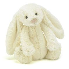 bought this little bunny for the baby. it is crazy soft and so sweet.