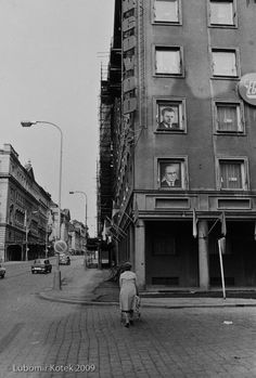 Luboš Kotek, Resslova ulice, Praha 1982, This Once Was Husak's Country