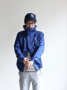 Patagonia M's トレントシェルジャケット Strato Stylish Men, Men Casual, Urban Fashion, Mens Fashion, Japanese Street Fashion, Men Looks, How To Look Better, Street Wear, Autumn Fashion