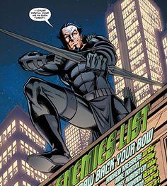 Merlyn the Archer: Green Arrow arch-enemy: League of Assassins Deadshot, Deathstroke, Batwoman, Batgirl, Tommy Merlyn, League Of Assassins, Superhero Characters, Superhero Images, Greatest Villains