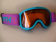 80s ski goggles. #macwonderland