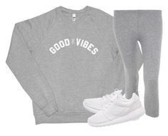 """""""Untitled #2542"""" by xirix ❤ liked on Polyvore featuring NIKE"""