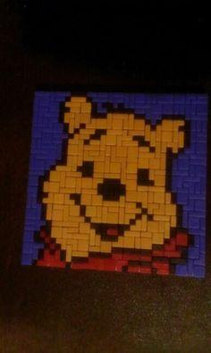 Mini-steckje Winnie the Pooh