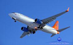 Sunwing Boeing B-737-800