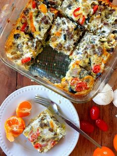 Start your morning with these tasty Whole30 breakfast casserole recipes! Get cooking and stay full.