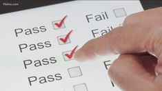 College students, legislators push for university system to approve 'pass-fail' grading option Failing School, Grading System, College Students, Fails, University, Lettering, Learning, Board, Studying