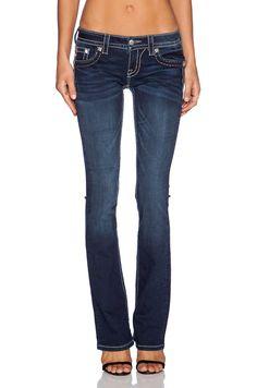 1aef6363b9 Miss Me Jeans Bootcut Jean in DK 327 Calças Miss Me