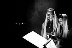 Arménie / Choral dans une église