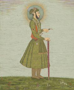 Young Prince Azam Shah