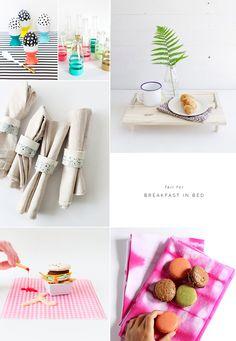 Sunday B.Links | Breakfast in Bed