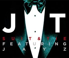 "Listen to Justin Timberlake's brand-new single ""Suit and Tie"" featuring JAY Z"