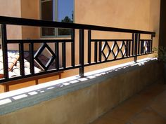 Balcony Railing Ideas - How To Choose The Materials And . Metal Outdoor Balcony Railing Different Outdoor Balcony . Metal Railing Ideas - Exclusive Staircase Designs For Your . Railing Design, Iron Balcony, Grill Design, Staircase Design, Balcony Grill Design, Porch Railing Kits, Balcony Grill, Balcony Design, Handrail Design