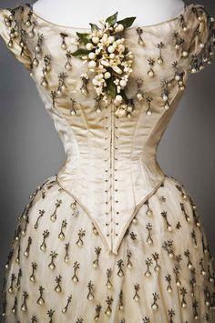 Wedding Dress, 1887 (x)