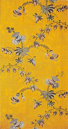 1749-52  Art Quill Studio: Woven Textile Designs In Britain (1750 to 1763) - Part II[1]ArtClothMarie-Therese Wisniowski