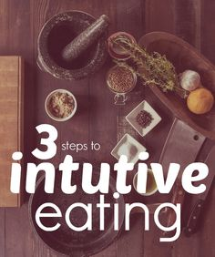 3 easy tips to intuitive eating - learning to understand your hunger #weightlosstips