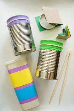 DIY Musical Instruments for Kids with Tutorials  #‎talkreadsing‬ ‪#‎first5california‬ ‪#‎first5CA‬