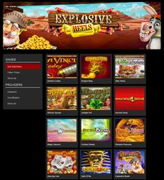Now Play new and inspiring casino Slot Machine Games in www.playros.com/casino ! Try it out now!