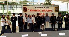 La SSEP y la Sedena capacitan a jóvenes del Servicio Militar