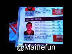 Prediction vs Result - Joffrey Lupul - 2007 -  2008 Channel, Of Montreal, Hockey, Field Hockey