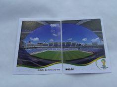 FIFA WM 2014 World Cup Brasil Panini Sticker Nr. 20 + 21 Stadion NATAL
