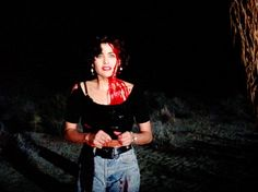 Wild at Heart Audrey Horne, on her way to Hollywood, has a terrible accident and ends up . God knows where (Re: Twin Peaks- The Return) Wild At Heart Movie, Winchester, Sherilyn Fenn, Audrey Horne, Cult, David Lynch, Red Aesthetic, Film Aesthetic, Twin Peaks
