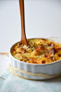 Clafoutis aux légumes de saison http://www.lesrecettesdejuliette.fr