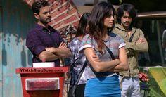 kishwar merchant evicted out of Bigg Boss 9 Double trouble Big Twist, Double Trouble, Boss, Actors, Actor