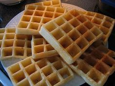 Waffles :D