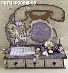 Dutch Doobadoo: Little Kiss