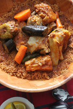 Cuisine africaine on pinterest cuisine jollof rice and for Cuisine africaine