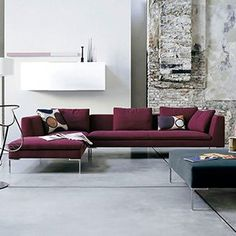 <h1>Contemporary Corner Sofas</h1><p>Modern designs to fit all the family</p>