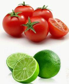 Cara Memutihkan Kulit dengan Jeruk Nipis serta Tomat