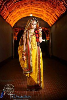 Holud Bangladeshi Bride