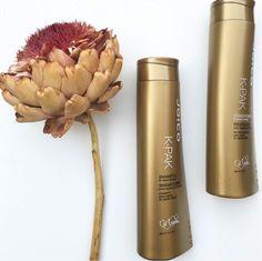 Deje su cabello como nuevo con la línea K-PAK de JOICO, champú y acondicionador para reconstruir el cabello.  #Joico  #JoicoCR #hairjoi
