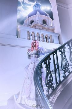 We shot our new Rose Armor Gown and revisited the Princess Celestia Gown withSaffels Photography and model Kelly Eden! You can view the BTS here! -https://youtu.be/bVEMIgirRbsA special thanks to Creature of Habit for helping on set <3- Rose Armor Gown -We used a dusty rose chiffon…